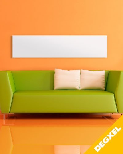 Radiateur design extra plat 170 cm long